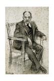Portrait of Valenti Almirall