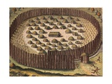 Fortified Indian Settlement in Florida