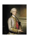 Infante Don Gabriel of Bourbon