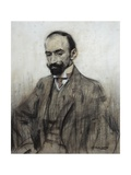 Portrait of Jacinto Benavente