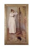 Woman Grooming (La Toilette)