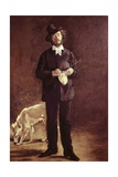 Gilbert-Marcellin Desboutin (The Artist)