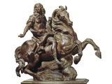 Model for Equestrian Statue of King Louis XIV