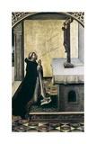Saint Peter Martyr at Prayer