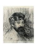 Portrait of Santiago Rusinol (Detail)