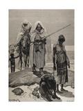 Slave Traders Returning to Timbuktu
