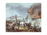 Attack and Conquest of Regensburg