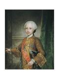Infante Don Xavier of Bourbon
