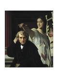 Composer Cherubini and the Muse of Lyric Poetry