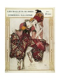 Program of the Russian Ballets Company
