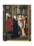 Triptych of the Adoration