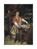 Portrait of Benedict XIV