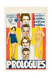 Footlight Parade (aka Prologues)