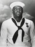 Doris 'Dorie' Miller Was Awarded the Navy Cross for Heroism During Attack on Pearl Harbor
