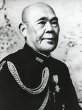 Admiral Osami Nagano