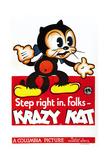 Krazy Kat Promotional Poster