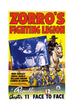 Zorro's Fightng Legion