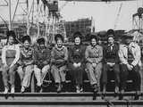 Women Welders of Ingalls Shipbuilding Corp