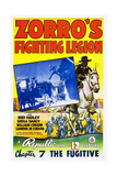Zorro's Fighting Legion
