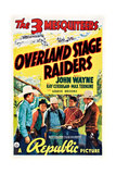 Overland Stage Raiders
