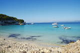 Voutoumi Beach  Antipaxos  Antipaxi  Ionian Islands  Greek Islands  Greece  Europe