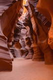 Upper Antelope Canyon  Arizona  United States of America  North America