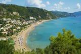 Myrtiotissa Beach  Corfu  Ionian Islands  Greek Islands  Greece  Europe