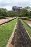 Sigiriya (Lion Rock)  UNESCO World Heritage Site  Sri Lanka  Asia