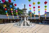 Bulguksa Temple  Gyeongju  UNESCO World Heritage Site  South Korea  Asia