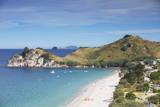 Hahei Beach  Coromandel Peninsula  Waikato  North Island  New Zealand  Pacific