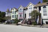 Suburban Housing in Houston  Texas  United States of America  North America