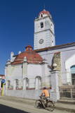Parish Church  Sancti Spiritus  Cuba  West Indies  Caribbean  Central America