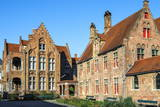 Old Saint John Hospital  Historic Center of Bruges  UNESCO World Heritage Site  Belgium  Europe