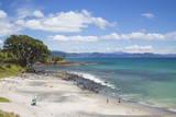 Kuaotunu Beach  Coromandel Peninsula  Waikato  North Island  New Zealand  Pacific