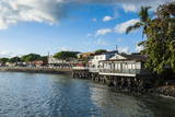 The Town of Lahaina  Maui  Hawaii  United States of America  Pacific