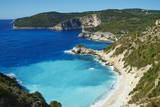 Avlaki Beach and Bay  Paxos  Paxi  Ionian Islands  Greek Islands  Greece  Europe