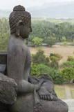Borobudur Buddhist Temple  UNESCO World Heritage Site  Java  Indonesia  Southeast Asia
