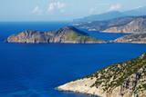 North Coast  Assos  Cephalonia  Ionian Islands  Greek Islands  Greece  Europe