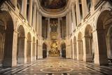 Royal Chapel  Palace of Versailles