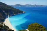 Myrtos Beach  Cephalonia  Ionian Islands  Greek Islands  Greece  Europe