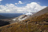 Steam Rising from Side of Mount Tongariro