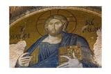 Mosaic  Christ in Majesty