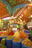 Spice Stall  Medina  Meknes  Morocco  North Africa  Africa