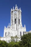 Clock Tower of University of Auckland  Auckland  North Island  New Zealand  Pacific