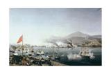 Naval Battle of Navarino  Oct