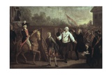 Execution of Louis XVI on 21st January 1793