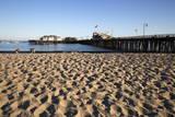 Beach and Stearns Wharf