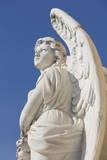 Statue at Santa Maria Di Leuca  Leuca  Puglia  Italy  Europe