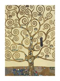 The Tree of Life IV Reproduction d'art par Gustav Klimt