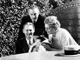Lionel Barrymore  (Holding His Nephew  John Barrymore  Jr  aka John Drew Barrymore)